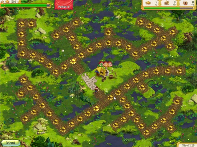 Juegos Capturas 3 My Kingdom for the Princess