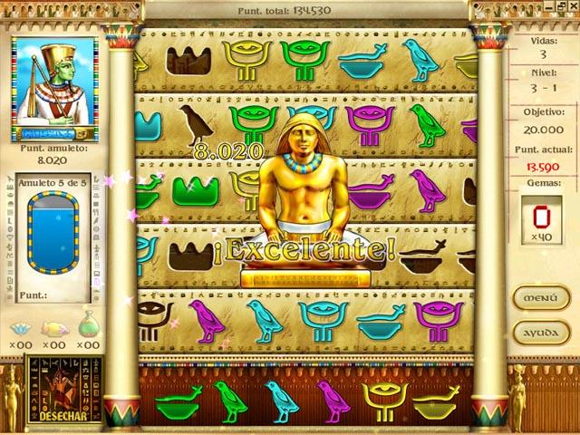 Juegos Capturas 3 Mysteries of Horus