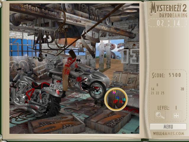 Juegos Capturas 1 Mysteriez 2