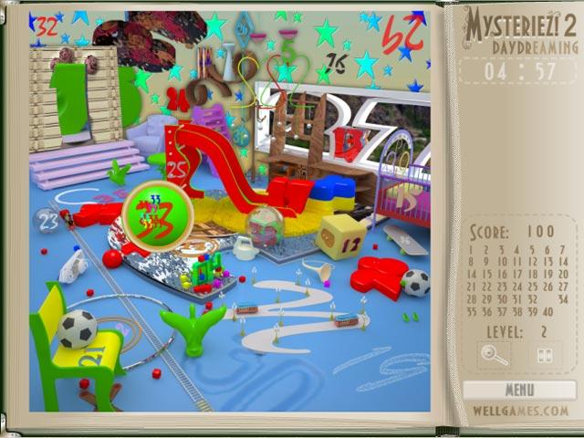 Juegos Capturas 3 Mysteriez 2