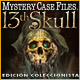 Mystery Case Files &reg;: 13th Skull &trade; Edici&oacute;n Coleccionista