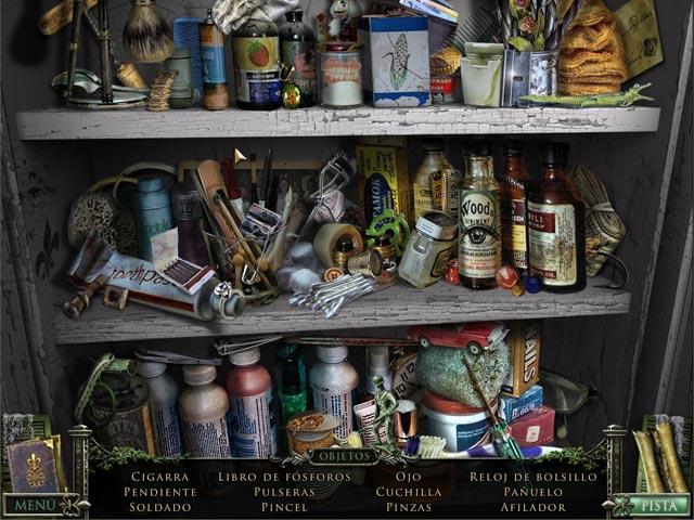 Juegos Capturas 3 Mystery Case Files ®: 13th Skull  Edición Coleccionista
