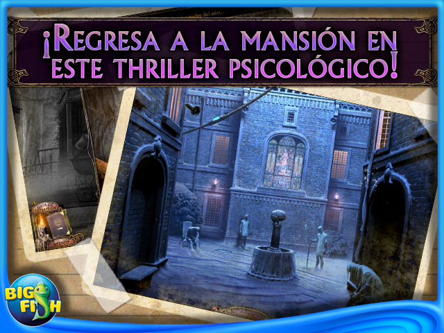 Pantallazo de Mystery Case Files: Escapada de Ravenhearst Edición Coleccionista