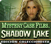 Mystery Case Files: Shadow Lake Edición Coleccioni