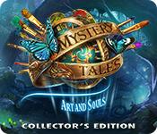 Característica De Pantalla Del Juego Mystery Tales: Art and Souls Collector's Edition