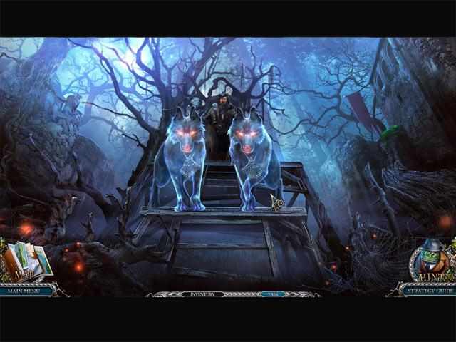 Juegos Capturas 1 Mystery Trackers: Nightsville Horror Collector's Edition
