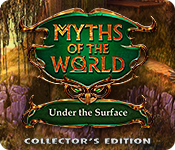 Característica De Pantalla Del Juego Myths of the World: Under the Surface Collector's Edition
