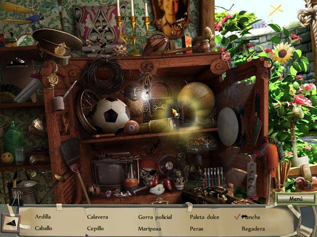 Juegos Capturas 3 Natalie Brooks: Misterio en Hillcrest High