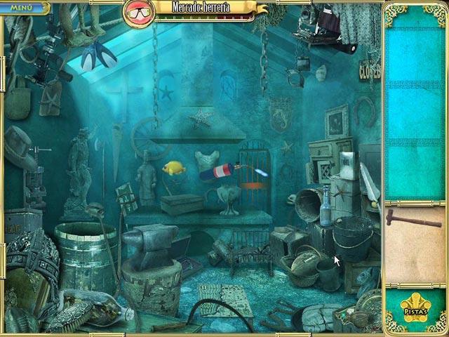 Juegos Capturas 3 Neptune's Secret