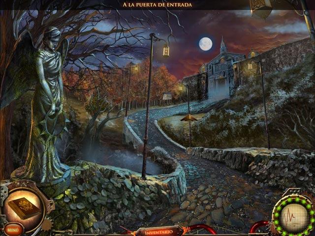 Juegos Capturas 1 Nightfall Mysteries: Conspiración en el manicomio