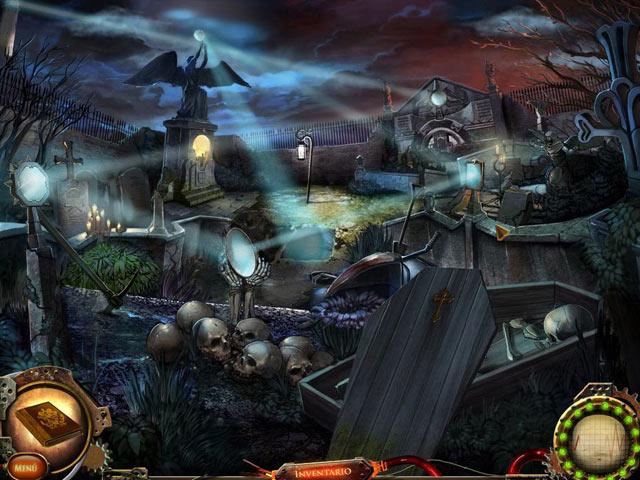 Juegos Capturas 2 Nightfall Mysteries: Conspiración en el manicomio