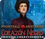 Nightfall Mysteries: Corazón Negro Edición Colecci