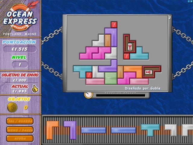 Juegos Capturas 1 Ocean Express