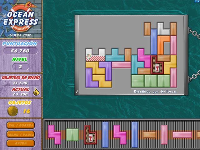 Juegos Capturas 2 Ocean Express