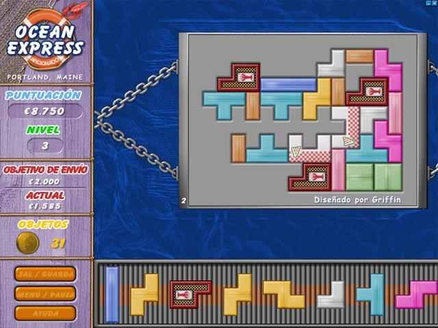 Juegos Capturas 3 Ocean Express