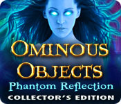 Característica De Pantalla Del Juego Ominous Objects: Phantom Reflection Collector's Edition