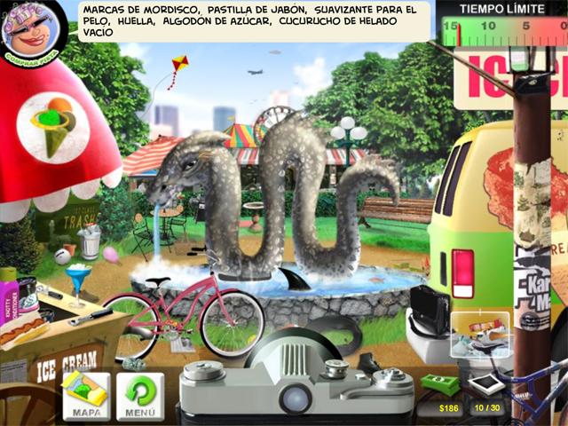 Juegos Capturas 3 Paparazzi