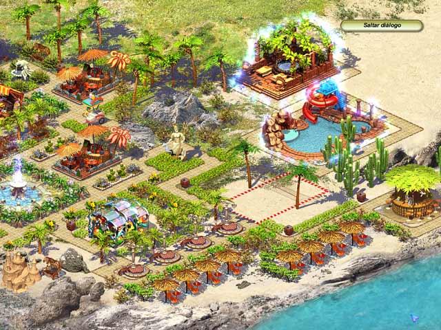 Juegos Capturas 1 Paradise Beach