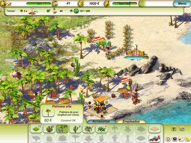Juegos Capturas 3 Paradise Beach
