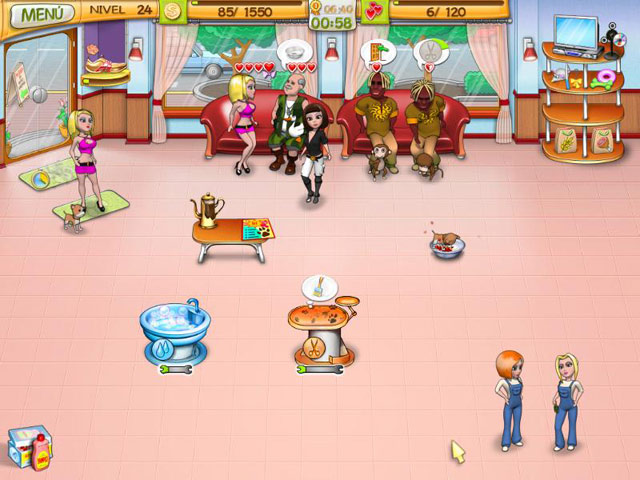 Juegos Capturas 1 Pet Show Craze