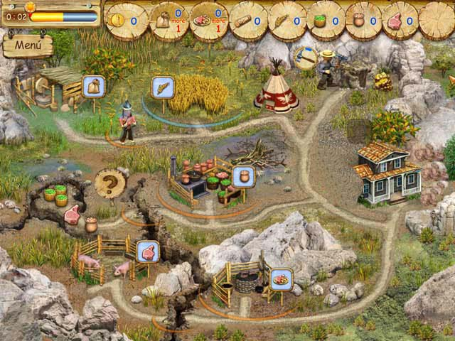 Juegos Capturas 3 Pioneer Lands