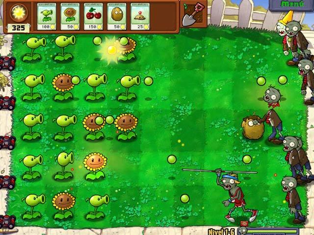 Video de Plantas contra Zombis