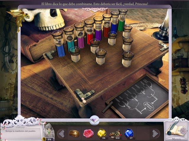 Juegos Capturas 2 Princesa Isabella: El retorno de la maldición