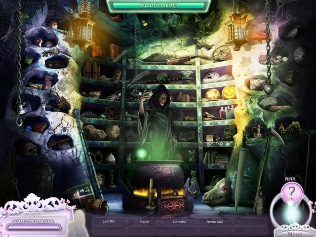 Juegos Capturas 3 Princesa Isabella: El retorno de la maldición