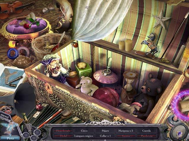 Juegos Capturas 1 Princess Isabella: Nace una Heredera