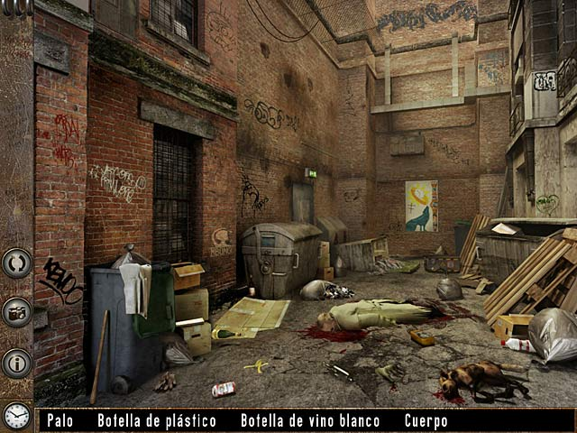 Juegos Capturas 3 Profiler: The Hopscotch Killer