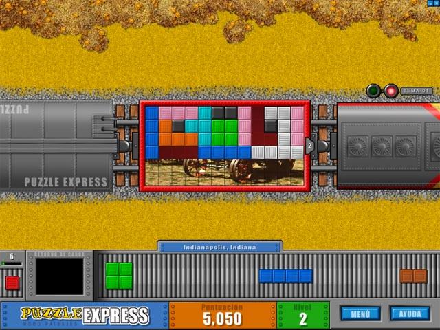 Juegos Capturas 1 Puzzle Express