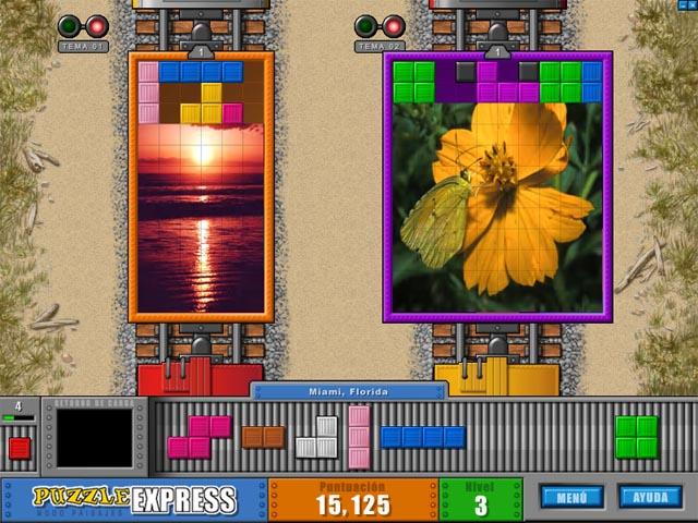 Juegos Capturas 2 Puzzle Express