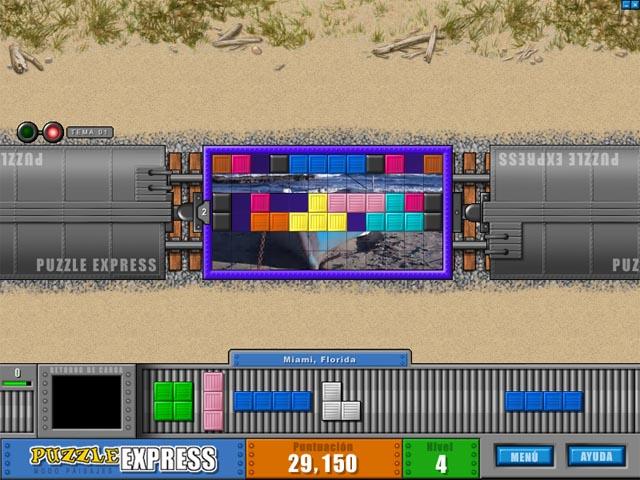 Juegos Capturas 3 Puzzle Express