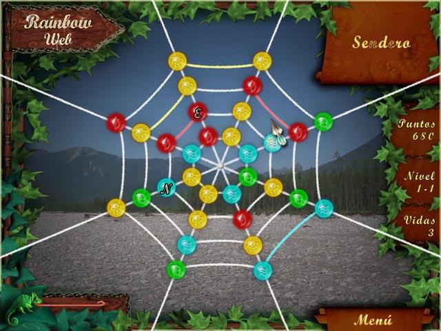 Juegos Capturas 1 Rainbow Web