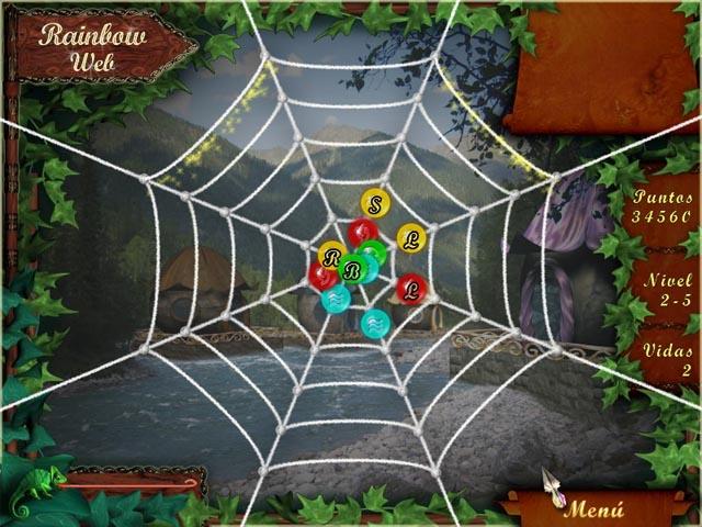 Juegos Capturas 2 Rainbow Web