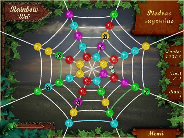 Juegos Capturas 3 Rainbow Web