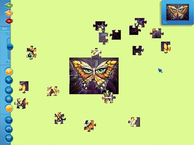 Juegos Capturas 1 Ravensburger Puzzle II Selection