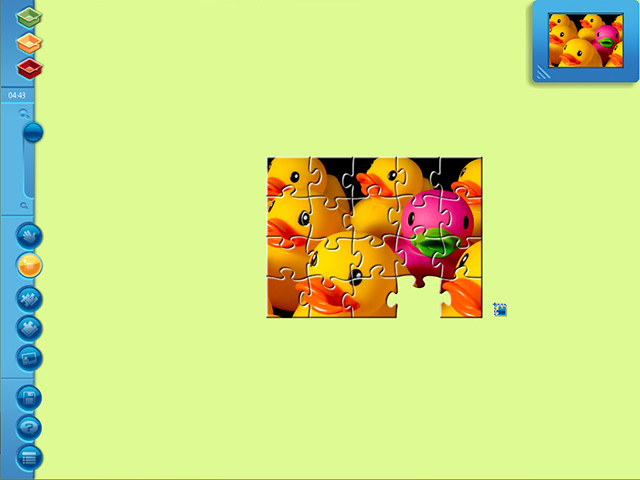 Juegos Capturas 3 Ravensburger Puzzle II Selection