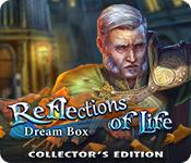 Característica De Pantalla Del Juego Reflections of Life: Dream Box Collector's Edition