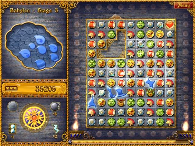Juegos Capturas 1 The Rise of Atlantis