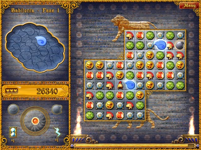 Juegos Capturas 3 The Rise of Atlantis