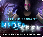 Característica De Pantalla Del Juego Rite of Passage: Hide and Seek Collector's Edition
