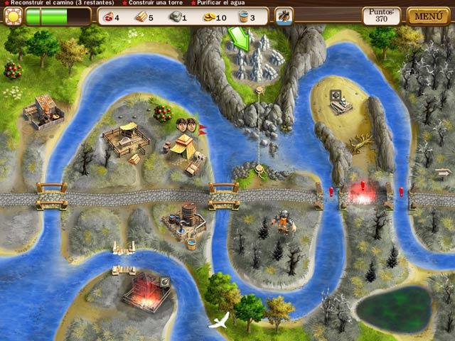 Juegos Capturas 2 Roads of Rome III