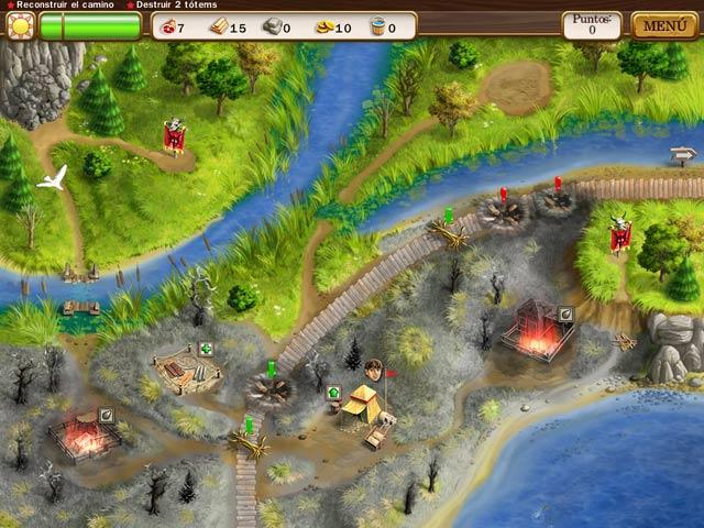 Juegos Capturas 3 Roads of Rome III