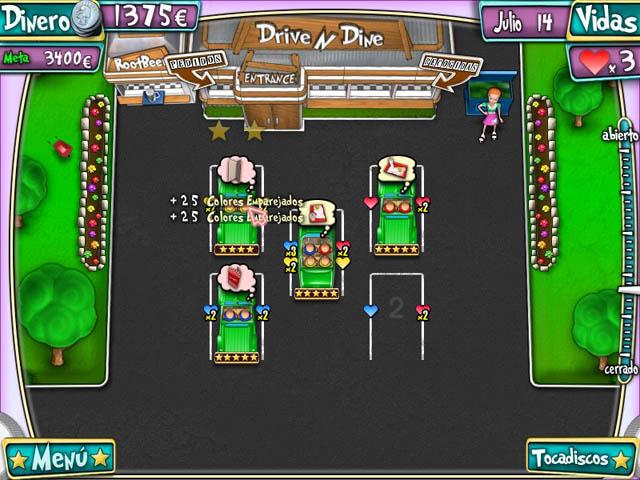 Juegos Capturas 3 Roller Rush
