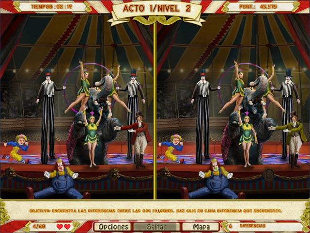 Juegos Capturas 2 Runaway With The Circus