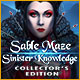 Sable Maze: Sinister Knowledge Collector's Edition