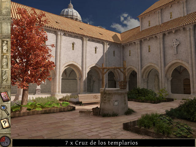 Juegos Capturas 2 Secrets of the Vatican: The Holy Lance