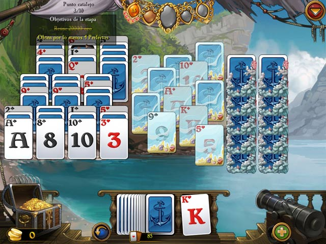 Seven Seas Solitaire img