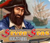Característica De Pantalla Del Juego Seven Seas Solitaire